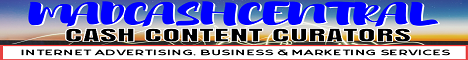 Madcashcentral Advertising Pages Exchange - Internet Advertising, Business & Marketing Blog