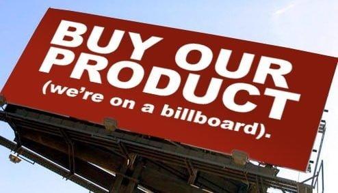 Buy Advertising Space