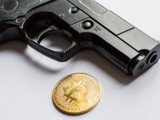 The Guns N' Bitcoin Scorpion Case Holds Your Shooter and Your Satoshis