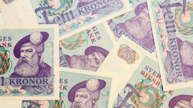 `Don't Worry We Can Just Print More Money` – Swedish Central Bank Ponders -1.5% Interest Rate