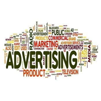 From here you will be taken to the latest article posts on advertising.