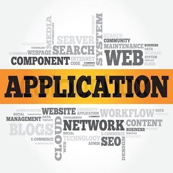 From here you will be taken to the latest article posts on Application Development.