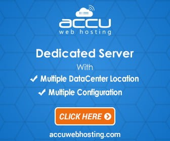 AccuWeb Hosting. At the top of the Internet Hosting segment for over 17 Years!